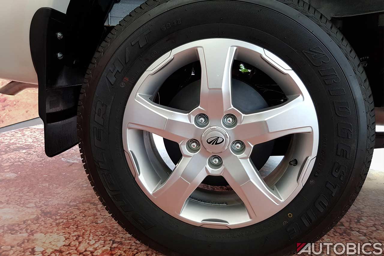 Mahindra Scorpio 2019 >> New Mahindra Scorpio Alloy Wheels | AUTOBICS