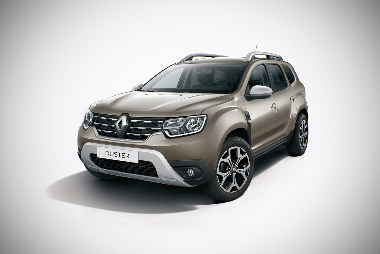 all new renault duster 2018 unveiled autobics. Black Bedroom Furniture Sets. Home Design Ideas