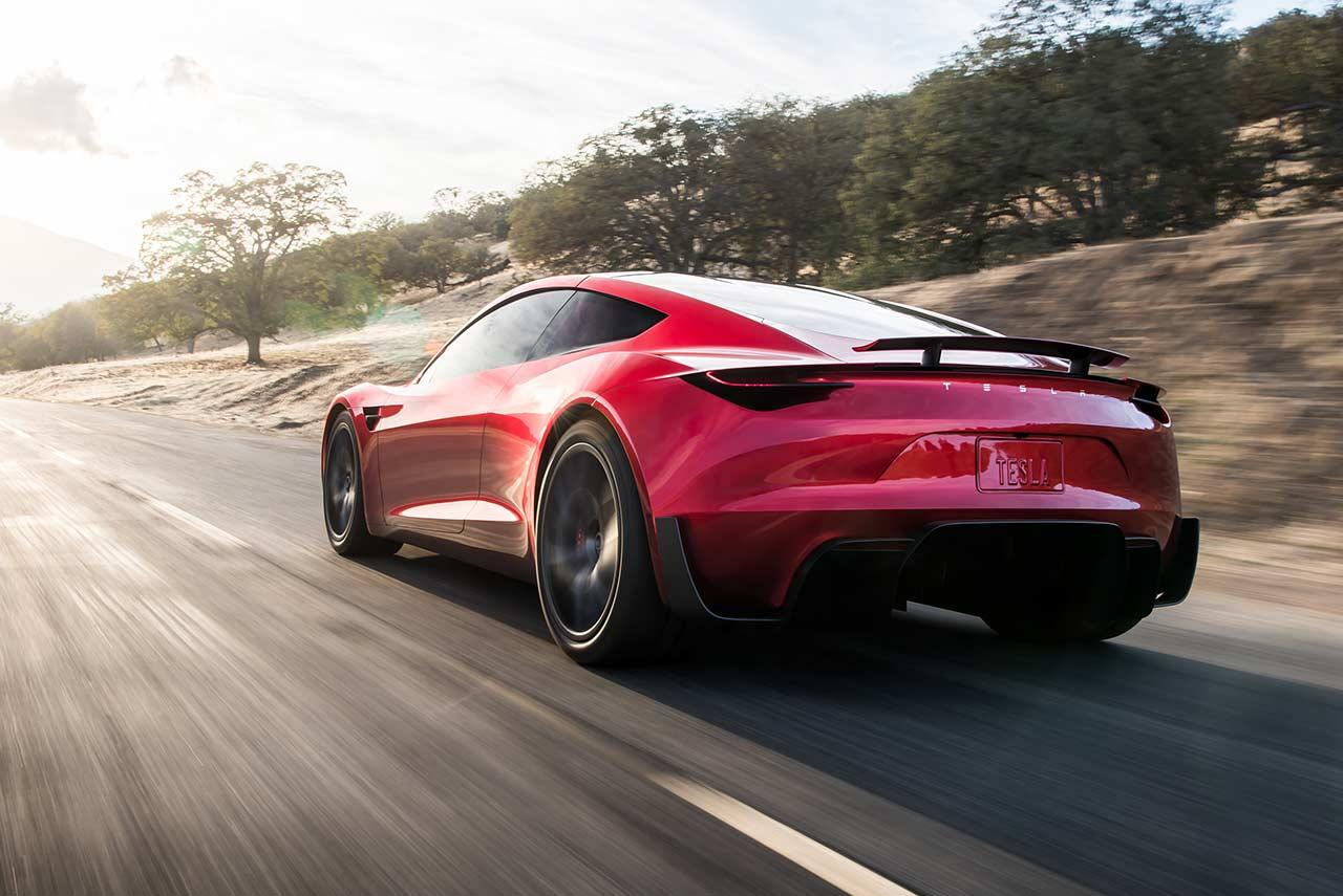 Tesla Roadster 2020 | AUTOBICS