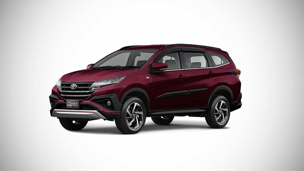 New Jeep 2018 >> 2018 Toyota Rush Bordeaux Mica | AUTOBICS