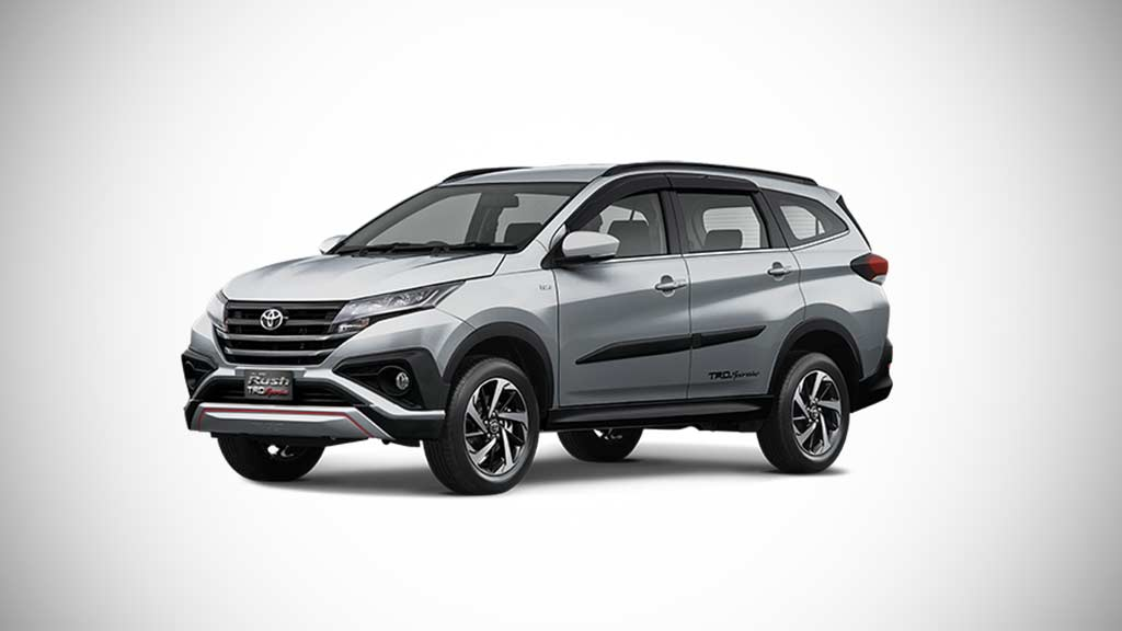 Toyota Rush Dimensions >> The all-new 2018 Toyota Rush SUV unveiled in Indonesia - AUTOBICS