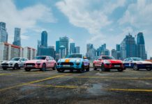 2017 Porsche Macan Motorsport Liveries Singapore