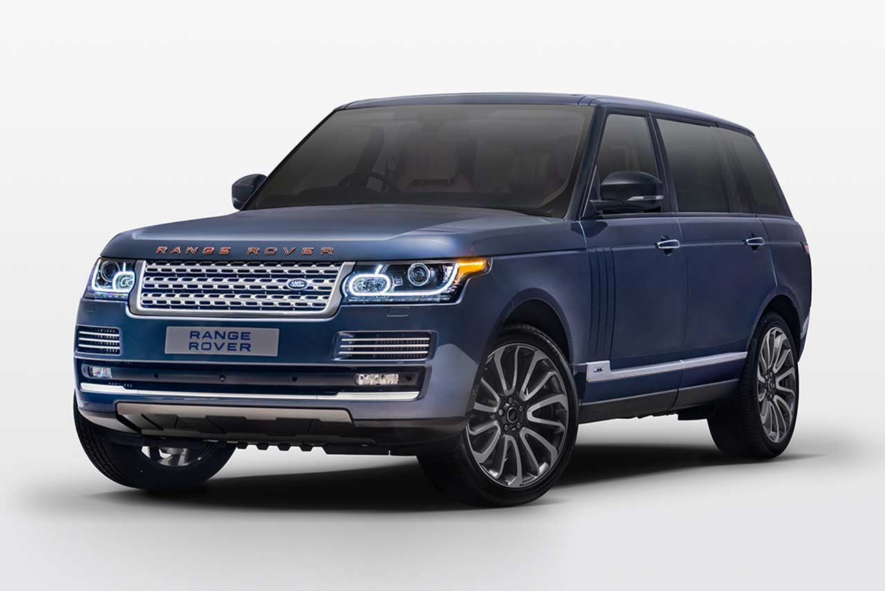 range rover autobiography by svo bespoke launched in india autobics. Black Bedroom Furniture Sets. Home Design Ideas