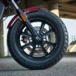 2018 Indian Scout Bobber Alloy Wheel