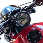 2018 Indian Scout Bobber Speedometer