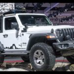 2018 Jeep Wrangler Sport Modified Mopar Parts Accessories pr