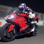 2018 TVS Apache RR310 Speed