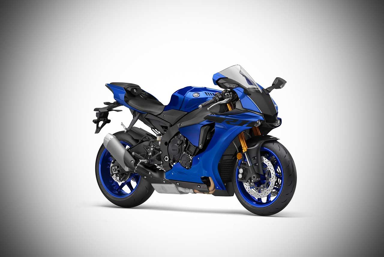 2018 Yamaha R1 Yamaha Blue
