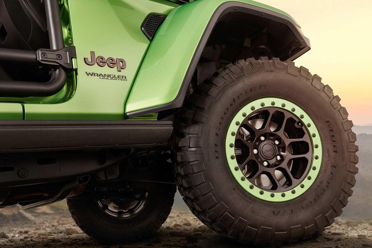 2018 Jeep Wrangler Rubicon Mopar And Jeep Performance