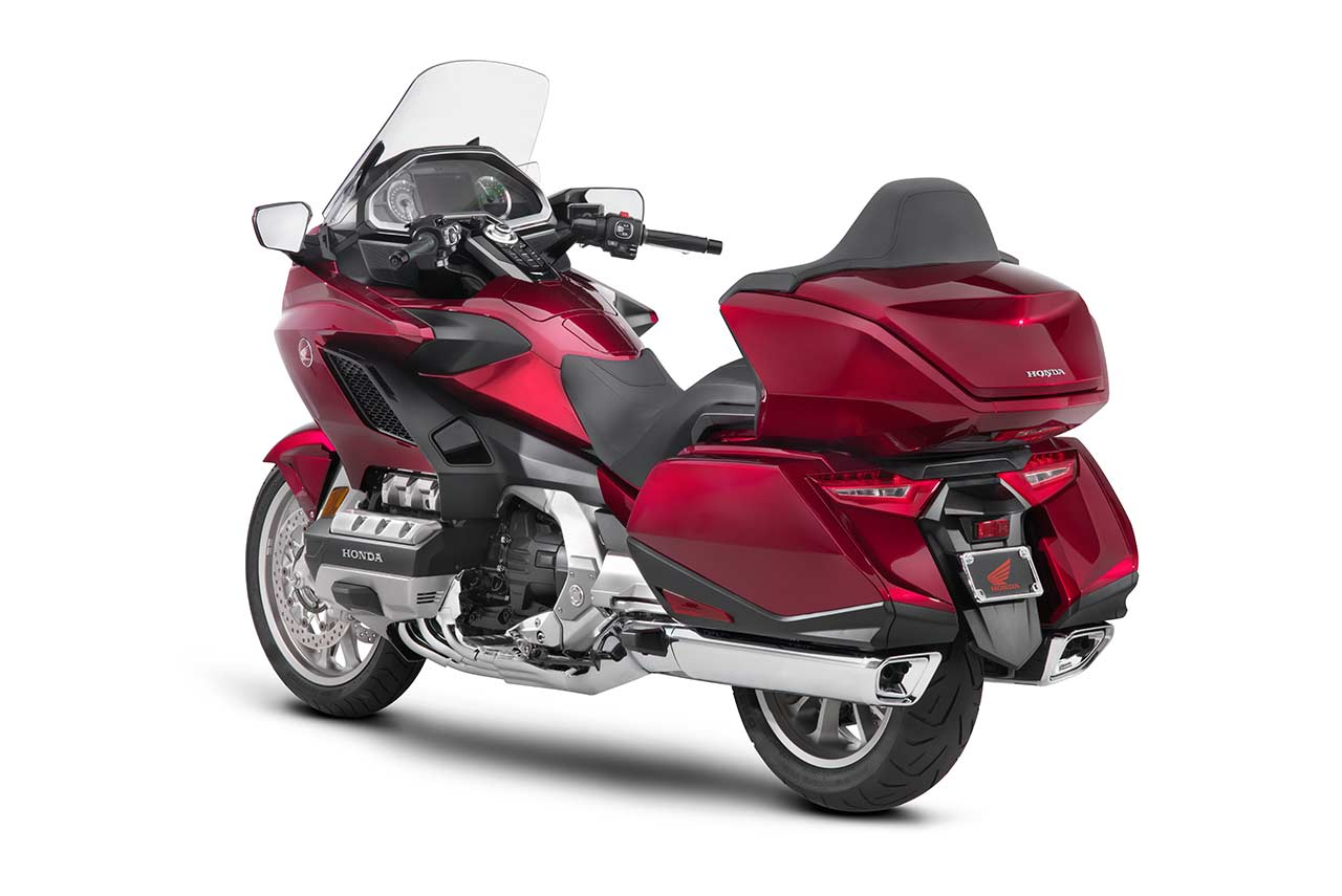 Wing Gold >> Bookings Open for Honda Goldwing 2018 in India - AUTOBICS
