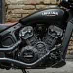 Indian Scout Bobber Engine 2018
