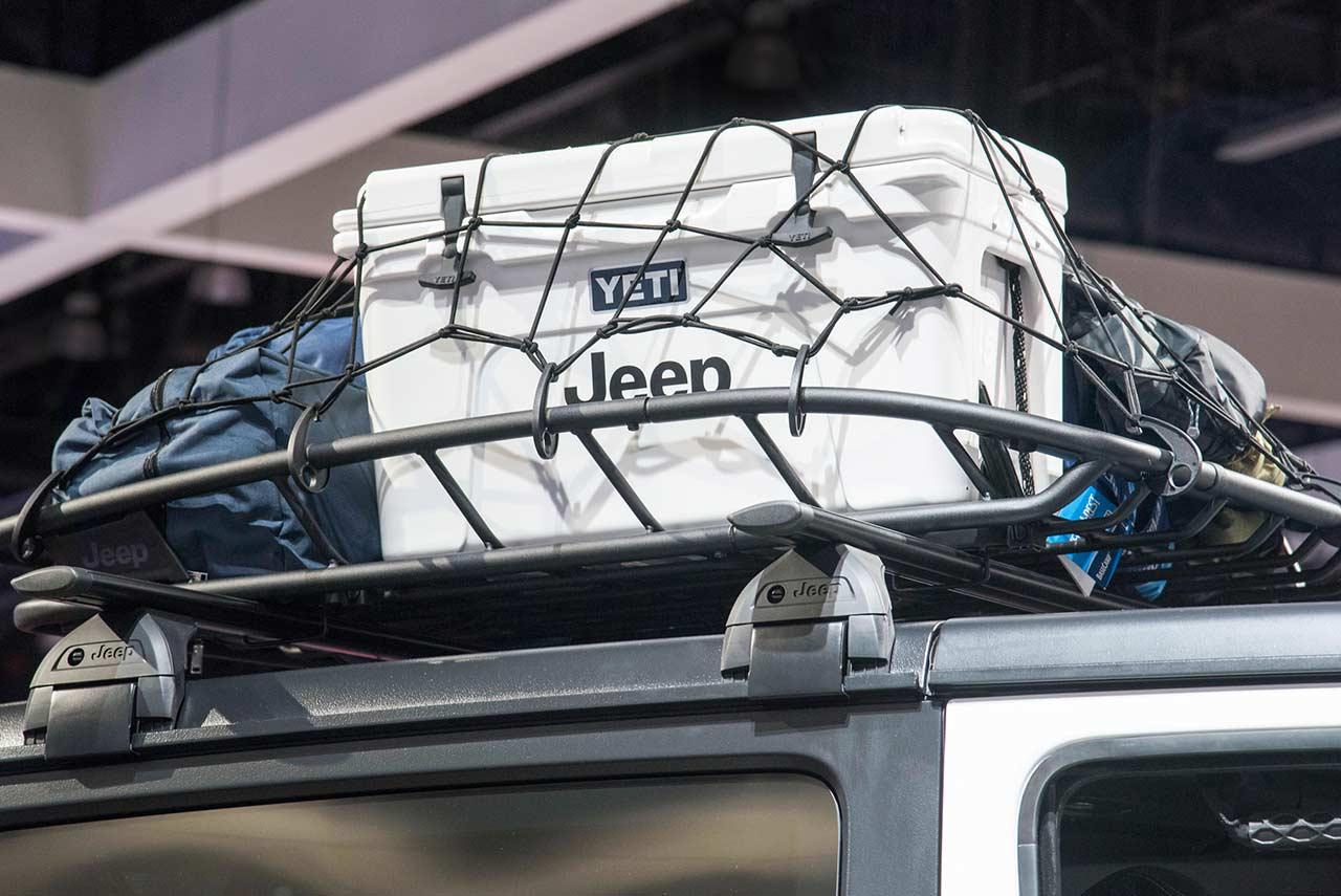 2018 Jeep Wrangler Modified With Mopar Parts Autobics