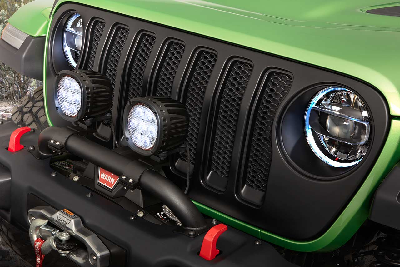 2018 Jeep Wrangler Rubicon Mopar and Jeep Performance ...