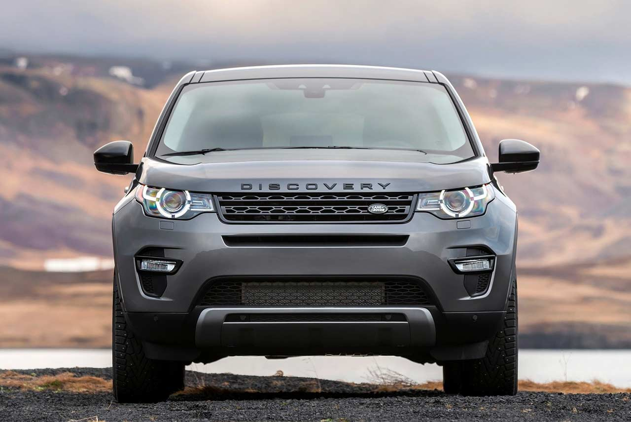 2018 Land Rover Discovery Sport Launched in India - AUTOBICS