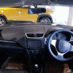Maruti Suzuki Swift Limited Edition 2017 Dashboard Interior