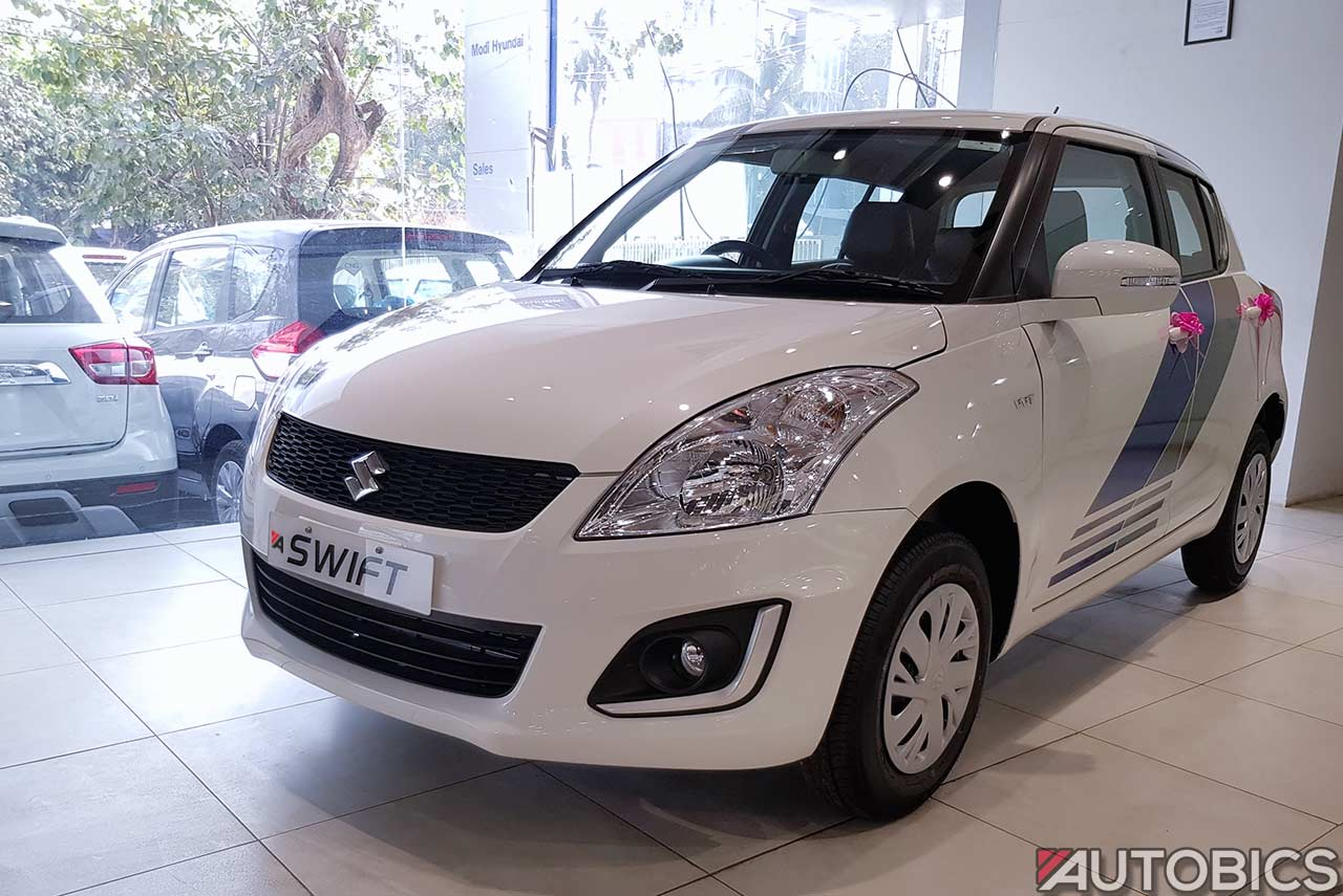 Maruti Suzuki Swift Limited Edition 2017 Front Left Autobics