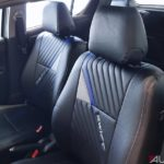 Maruti Suzuki Swift Limited Edition 2017 Front Seat Cover