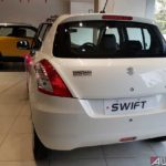 Maruti Suzuki Swift Limited Edition 2017 Rear