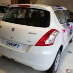 Maruti Suzuki Swift Limited Edition 2017 Rear Right