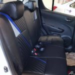 Maruti Suzuki Swift Limited Edition 2017 Rear Seats