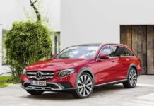 Mercedes-Benz E-Class All-Terrain 2017 Front Quarter