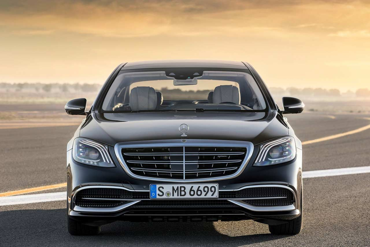 2018 mercedes benz s class maybach to be launched in india for Mercedes benz a class 2017