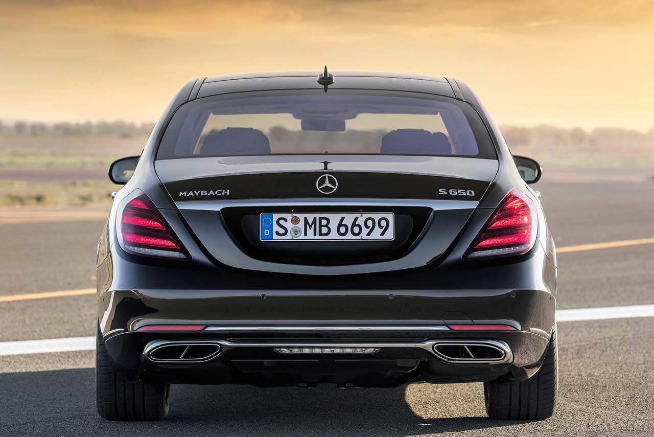 Mercedes S Class Maybach