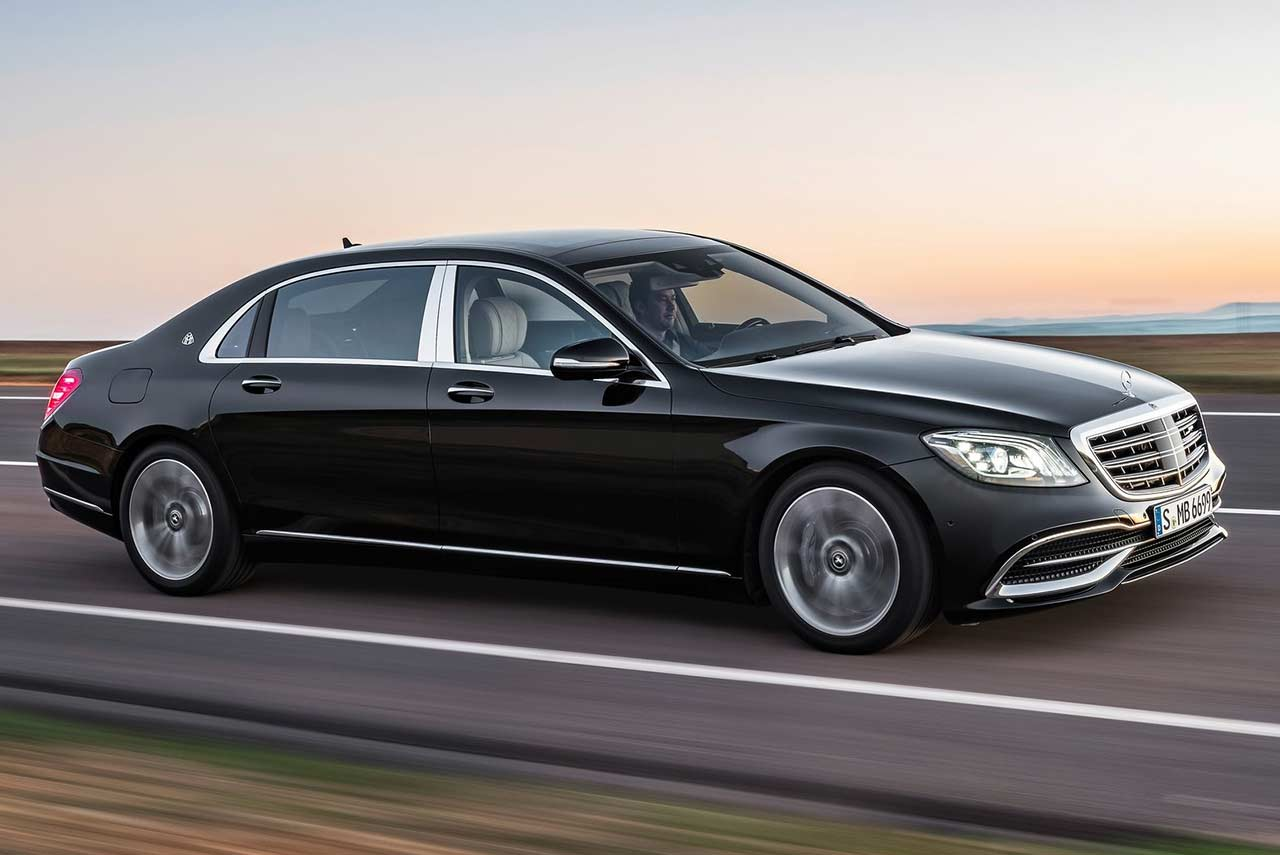2018 mercedes benz s class maybach to be launched in india for Mercedes benz maybach
