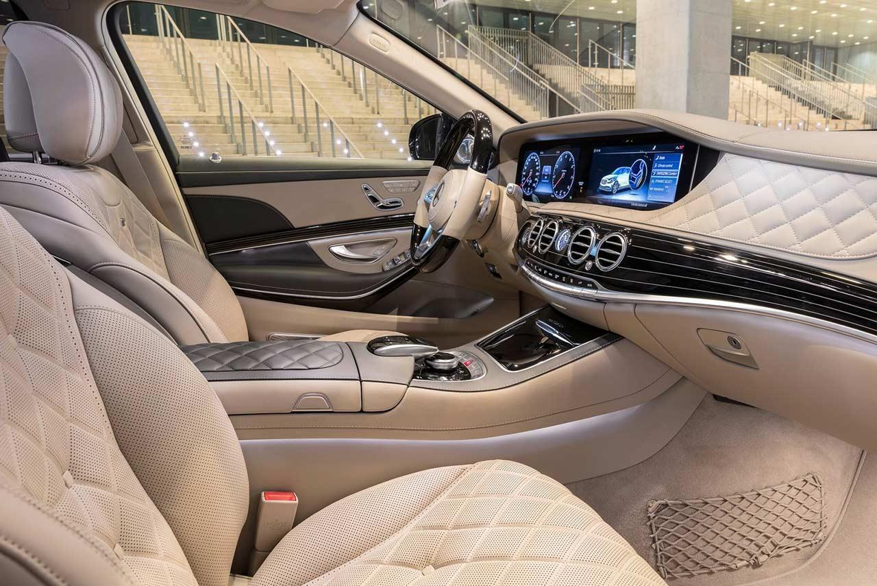 Mercedes-Maybach S650 2018 Interior