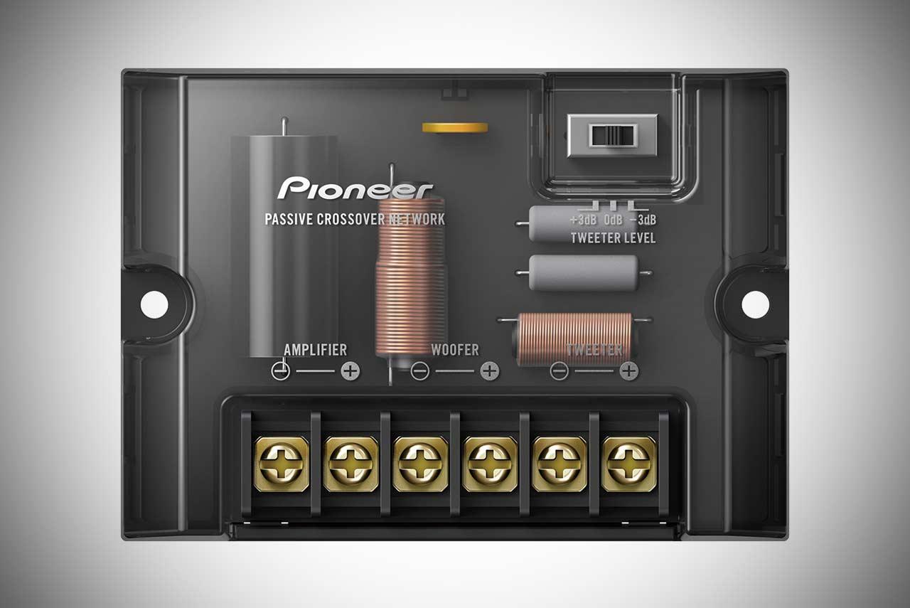 Pioneer Crossover Z series