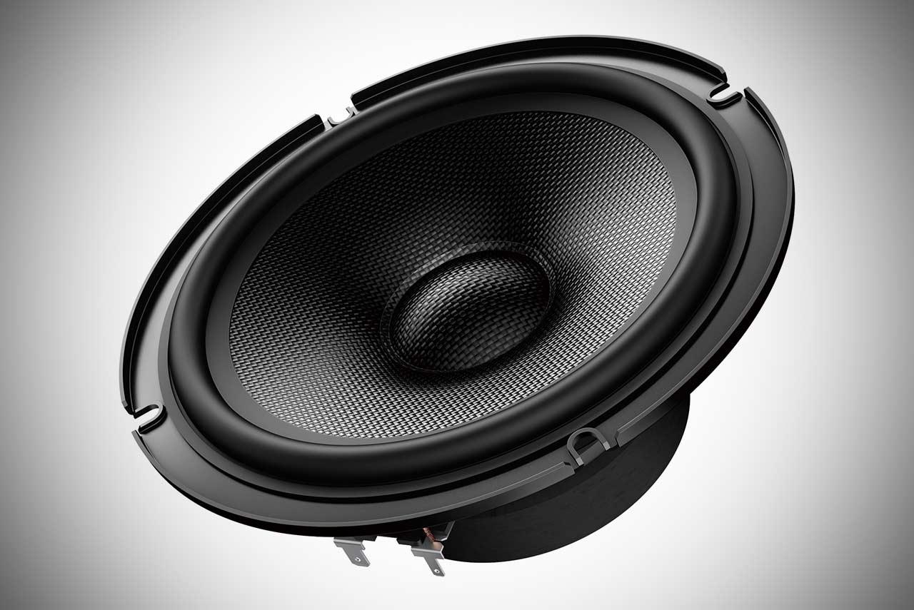 Pioneer Z Series Car Speaker