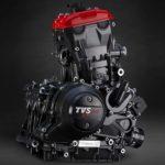TVS Apache RR 310 Engine 2018