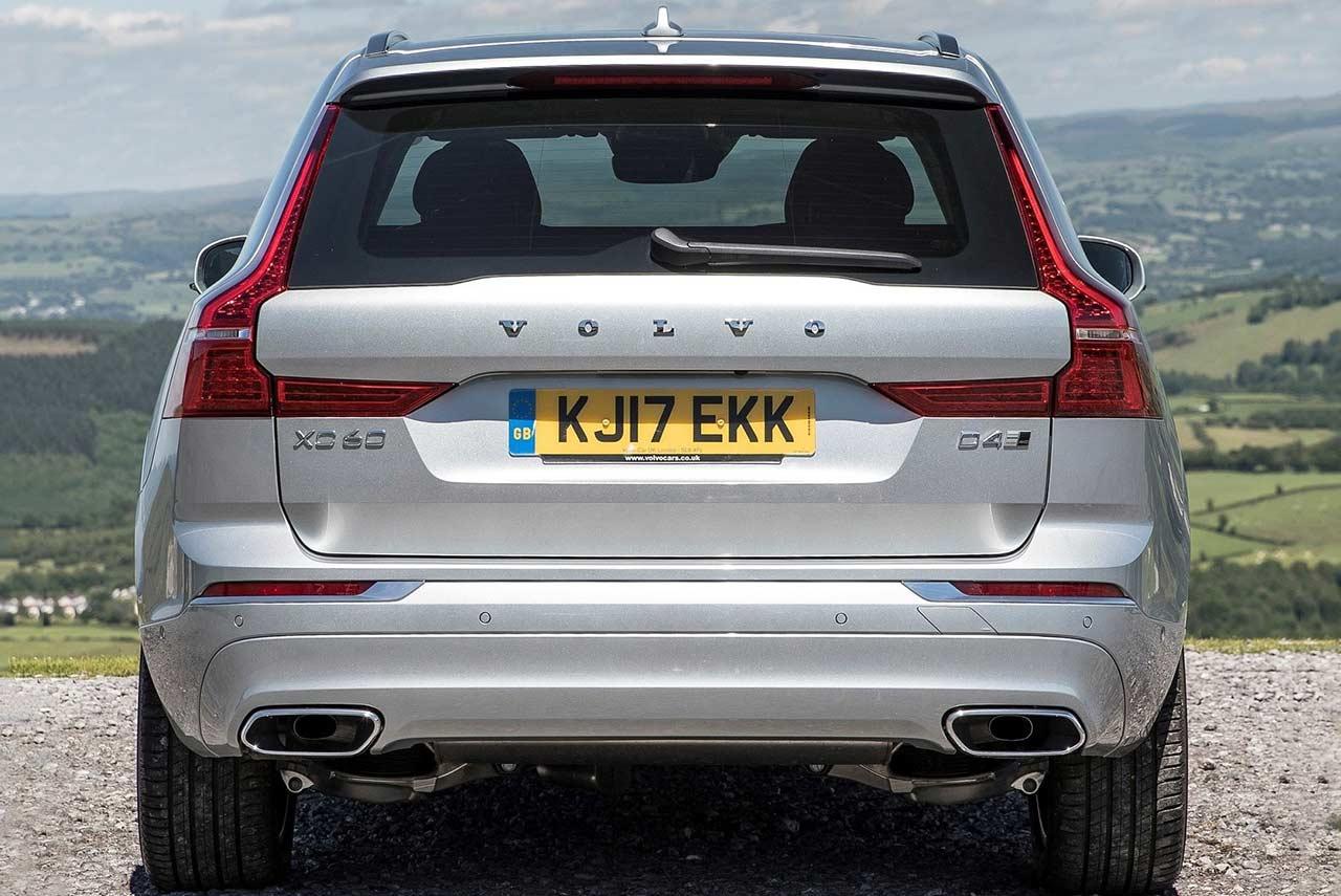 Volvo XC60 2018 Rear   AUTOBICS