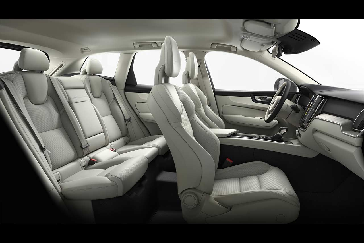 Volvo XC60 Blond Charcoal Interior | AUTOBICS