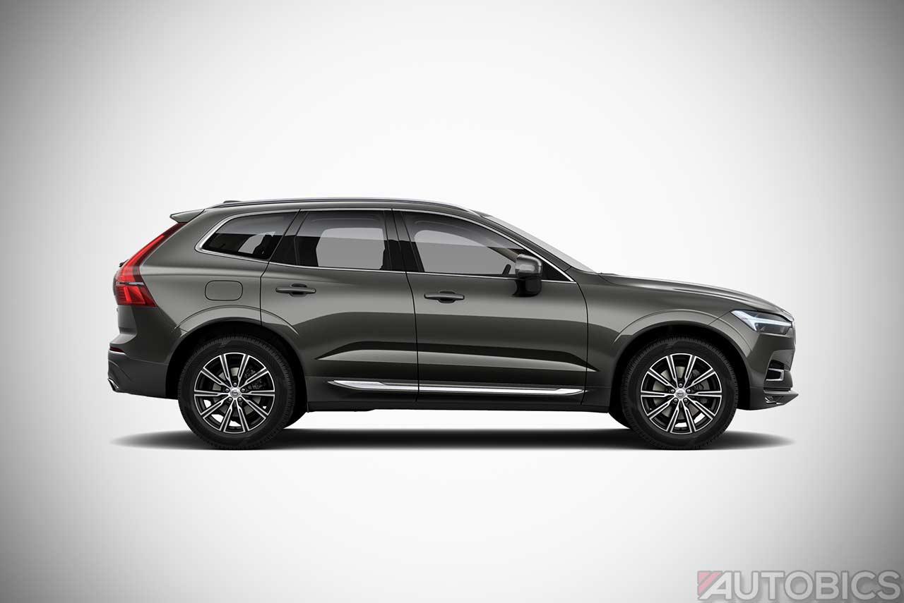 Volvo Xc60 Pine Grey 2018 Autobics
