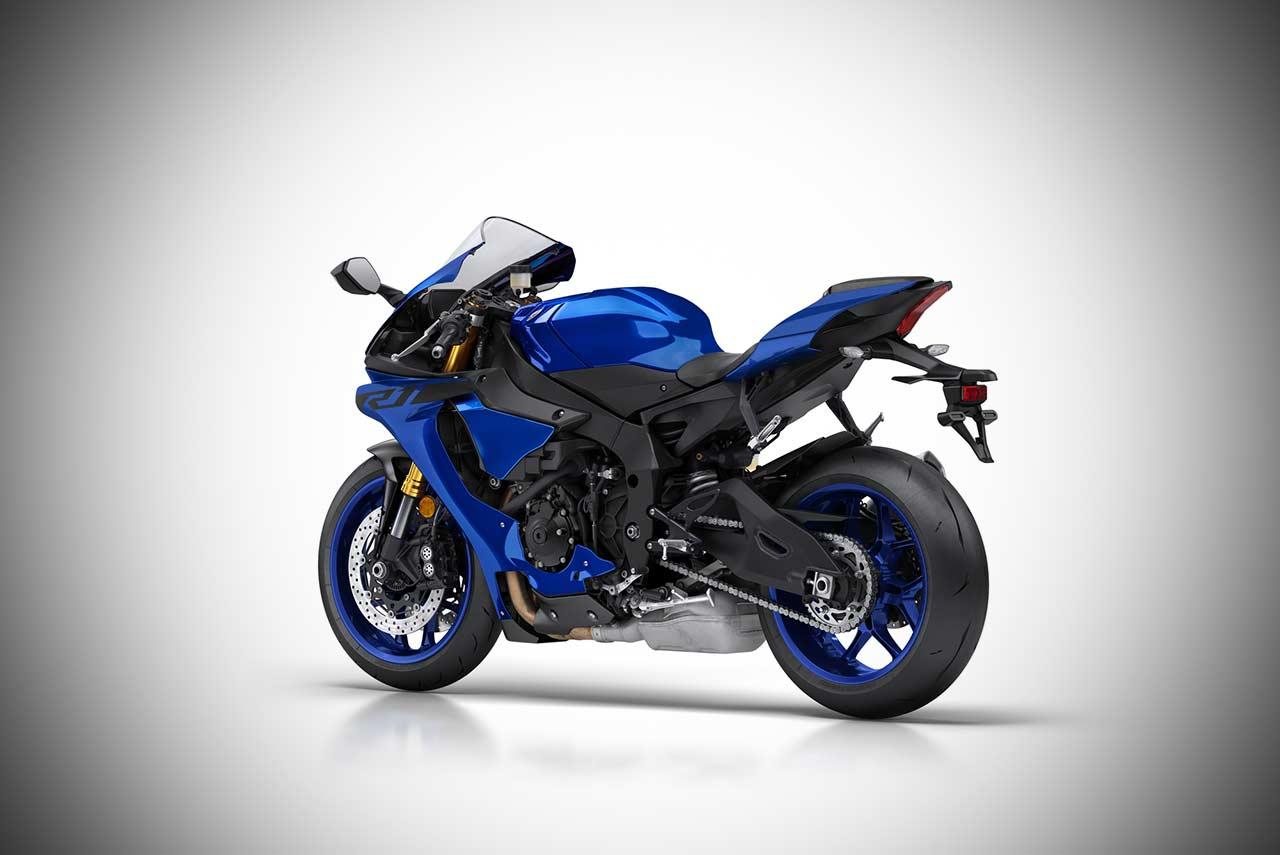 Yamaha R1 Yamaha Blue 2018