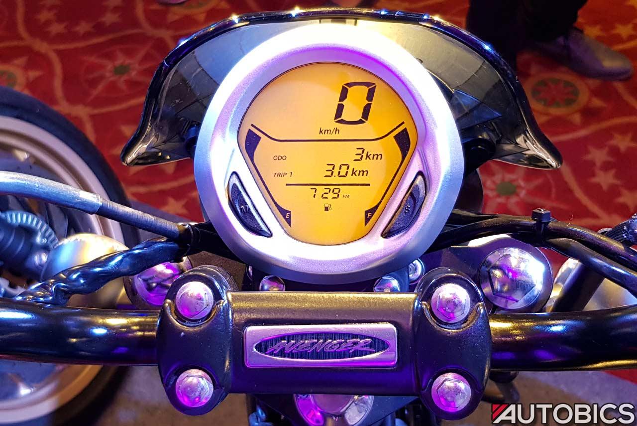 2018 Bajaj Avenger 220 Street Digital Speedometer Autobics