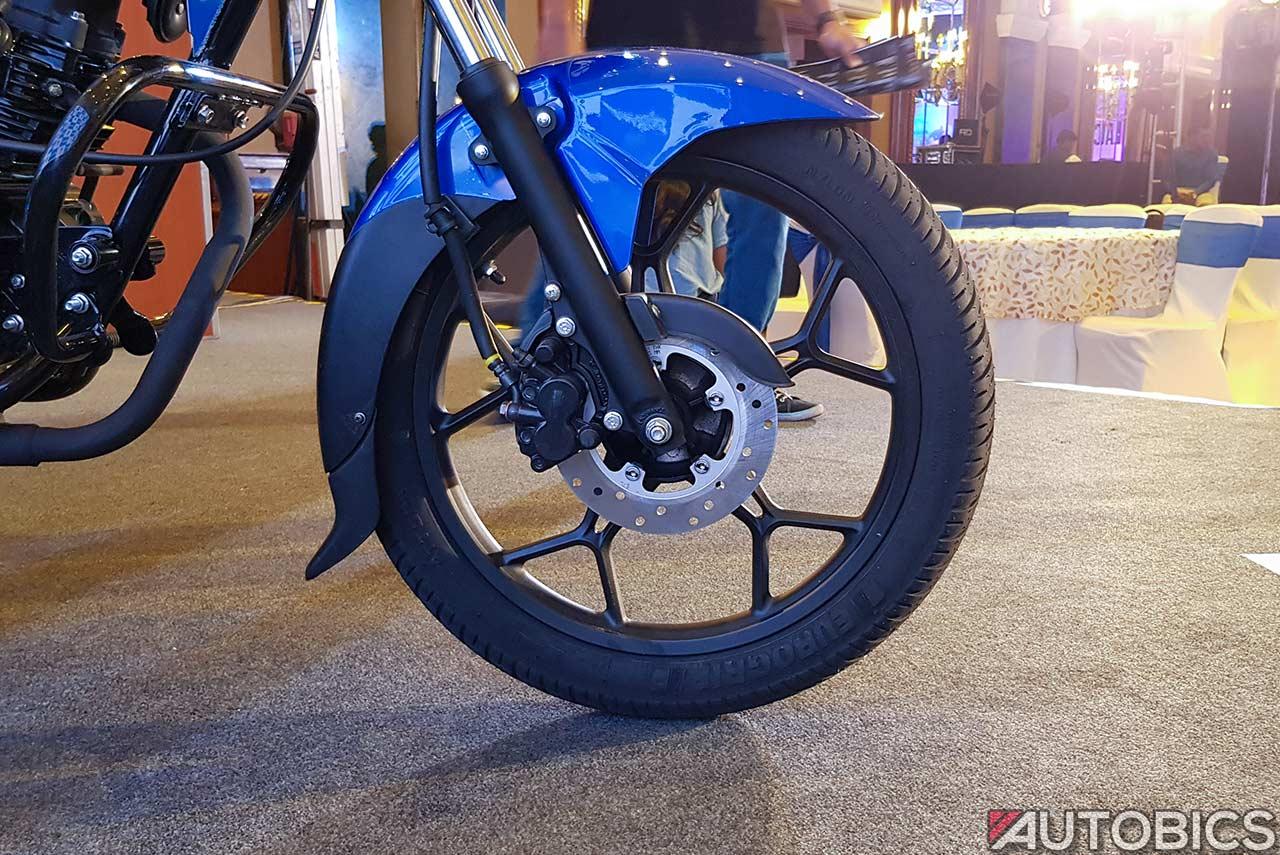 2018 Bajaj Discover 125 Disc Brake Autobics