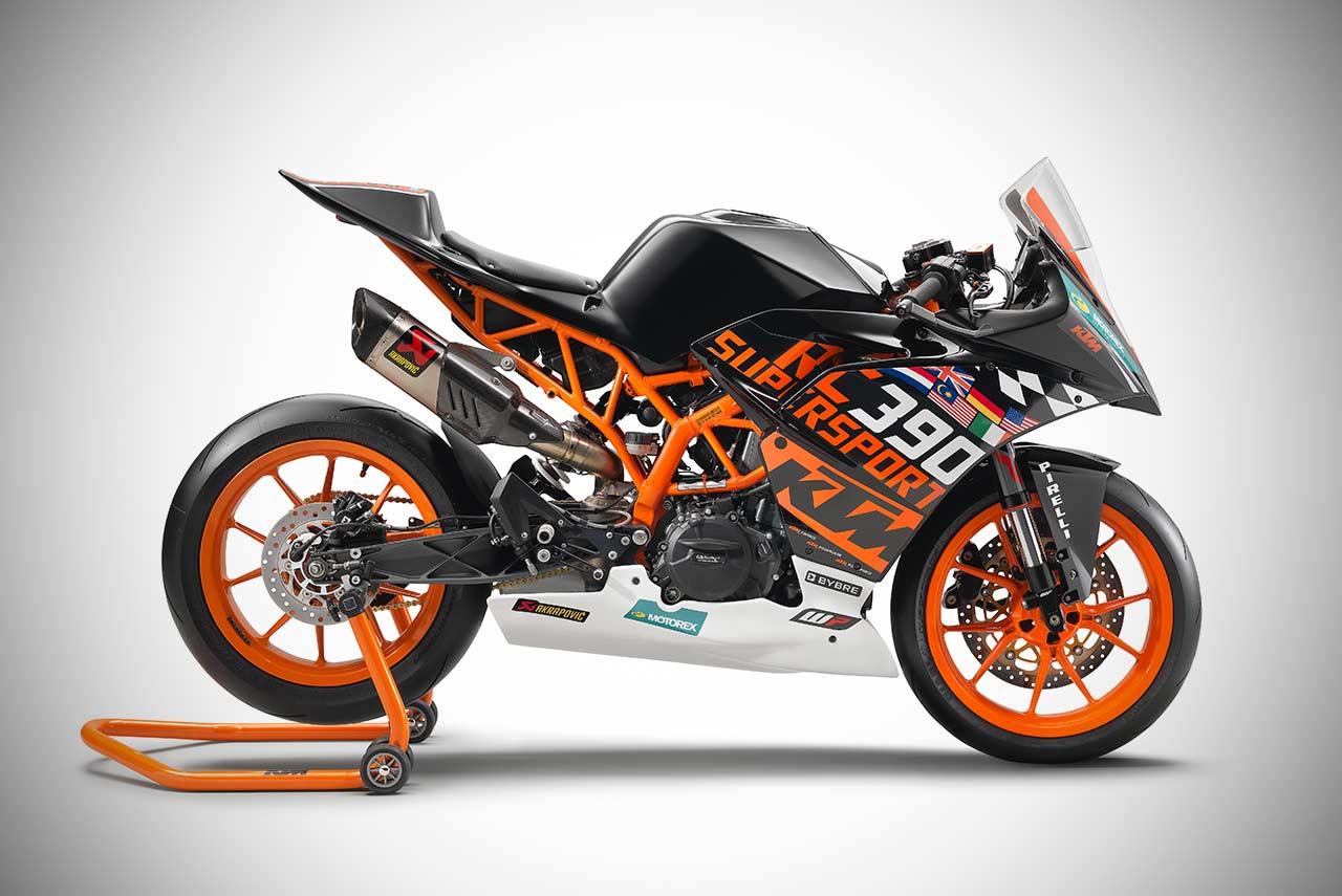 Ktm Rc R Ssp on Yamaha R6 Motors