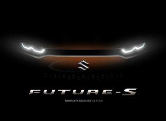 2018 Maruti Suzuki Future S Concept Front Teaser