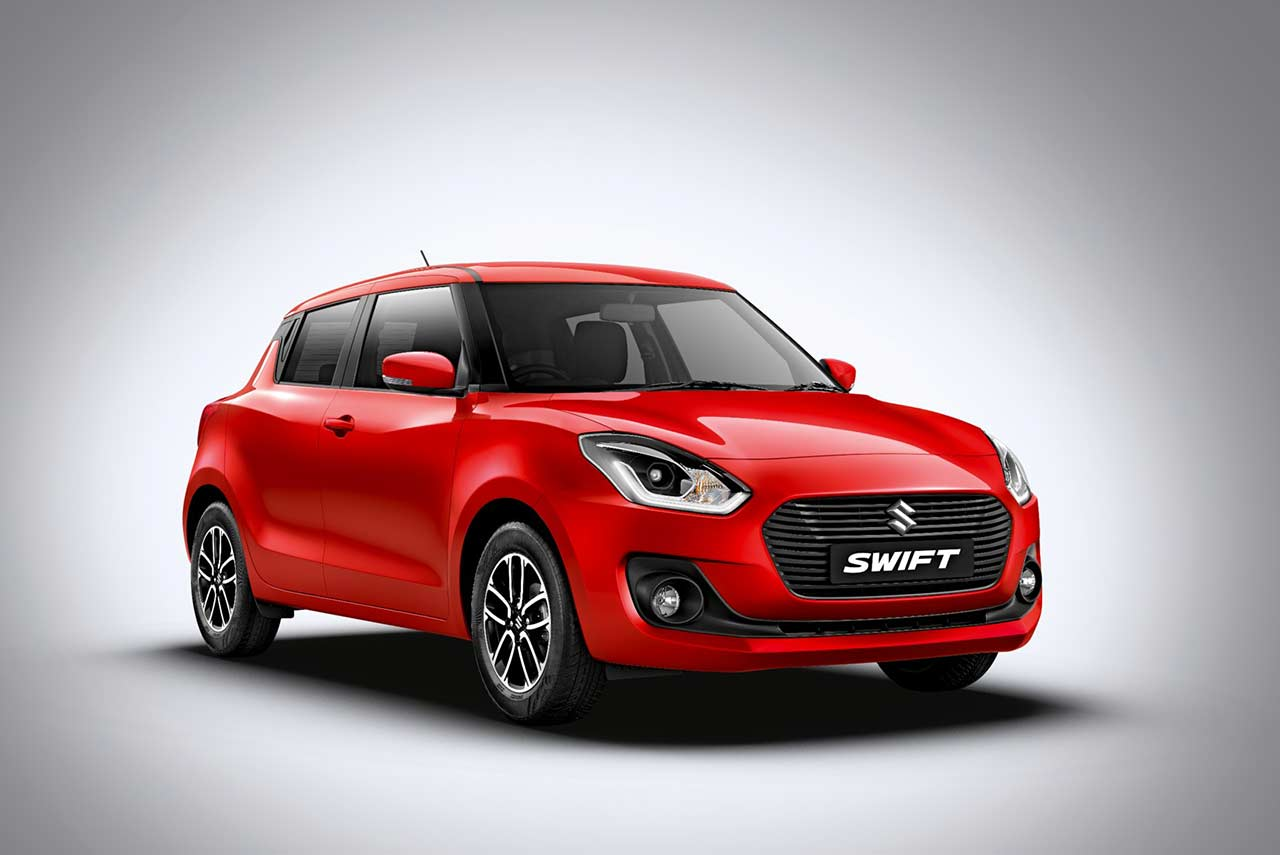 Suzuki Swift Features