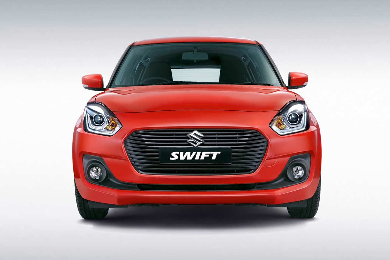 all new 2018 maruti suzuki swift launched in india at inr lakh autobics. Black Bedroom Furniture Sets. Home Design Ideas