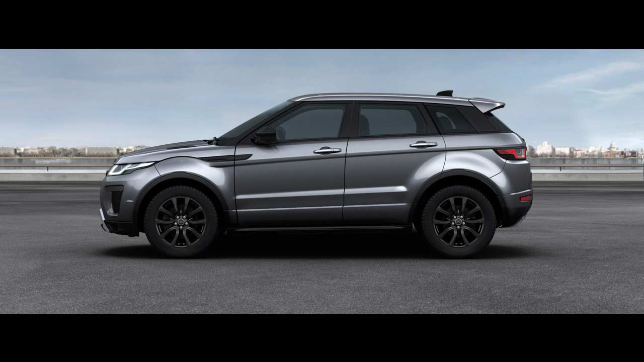 range rover evoque landmark edition launched in india. Black Bedroom Furniture Sets. Home Design Ideas