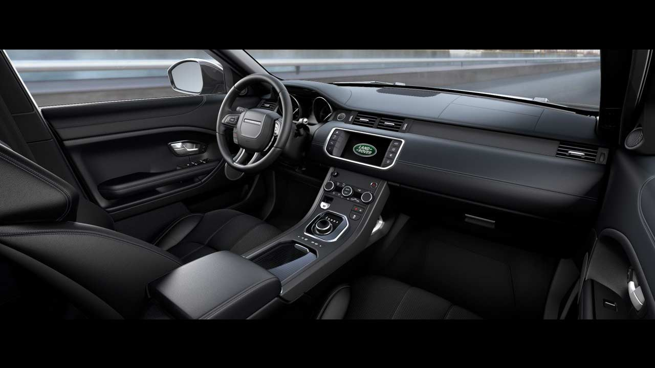 Range Rover Sport 2018 Interior >> Range Rover Evoque Landmark Edition Launched In India - AUTOBICS
