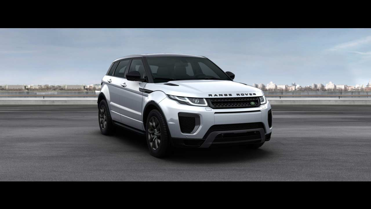 Range Rover Evoque Landmark Edition Launched In India
