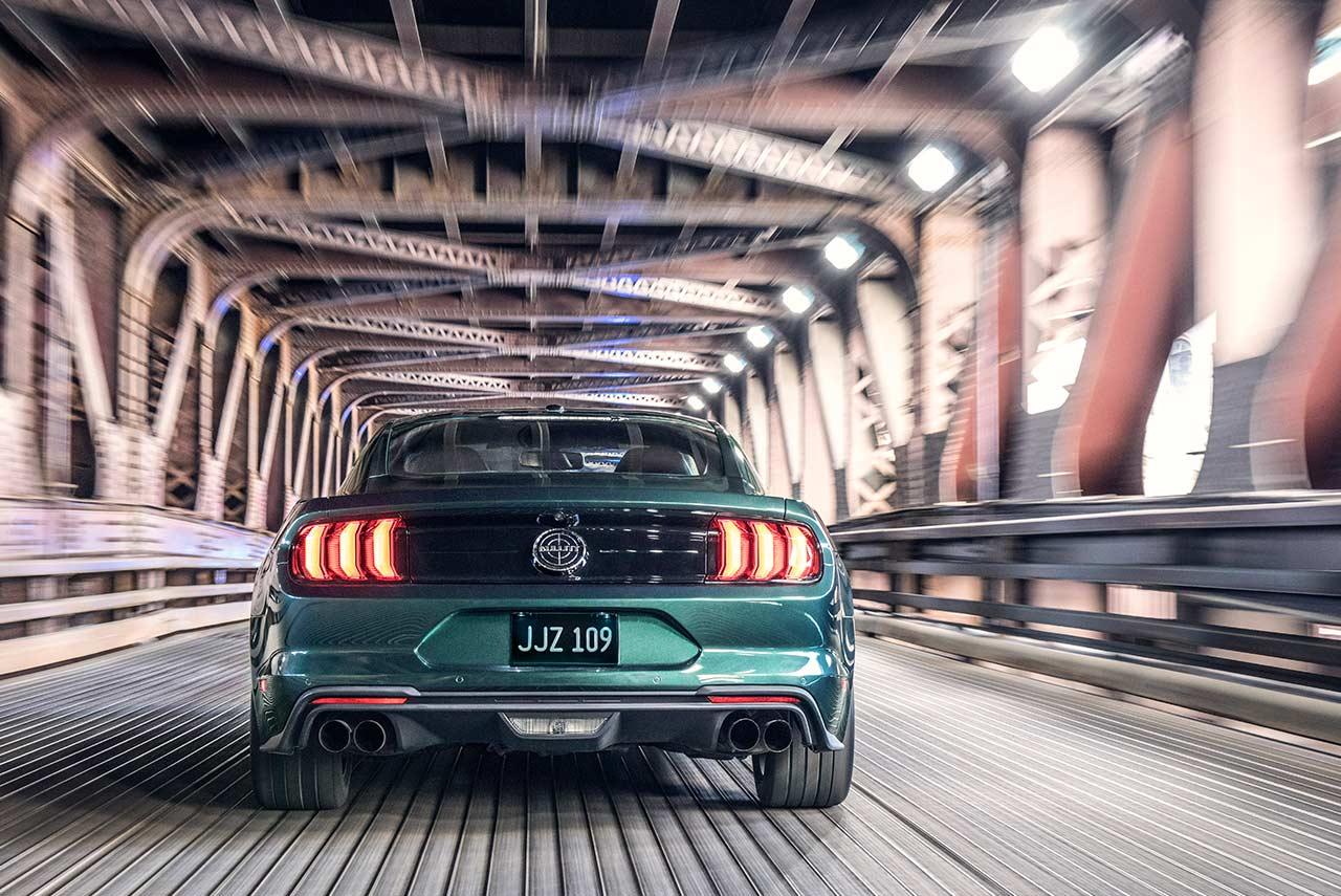 2022 Ford Mustang Bullitt