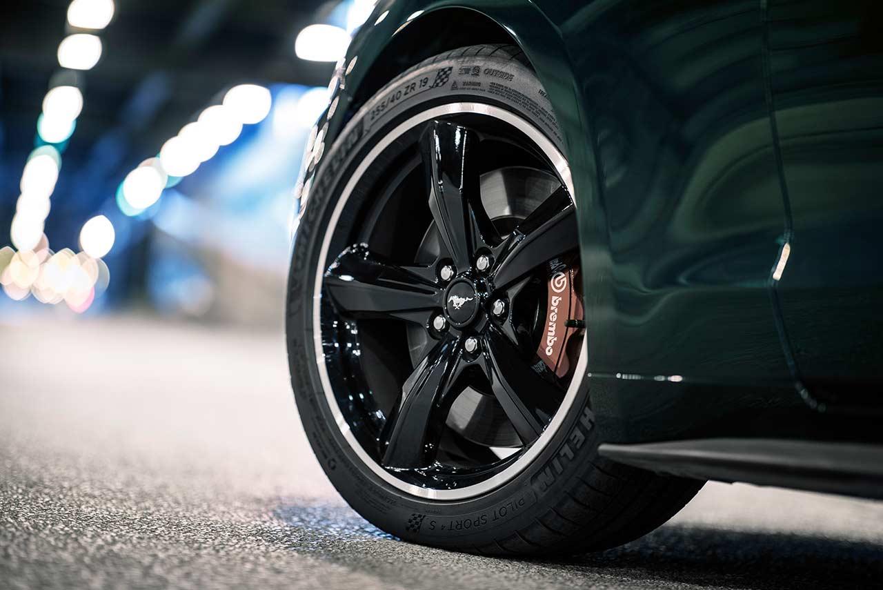 Worth Harley Davidson >> 2019 Ford Mustang Bullitt Wheels | AUTOBICS