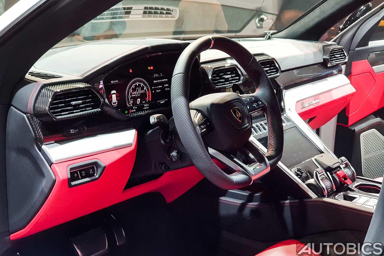 Lamborghini Suv Urus >> 2019 Lamborghini Urus Interior | AUTOBICS