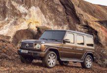 2019 Mercedes-Benz G-Class Front Left