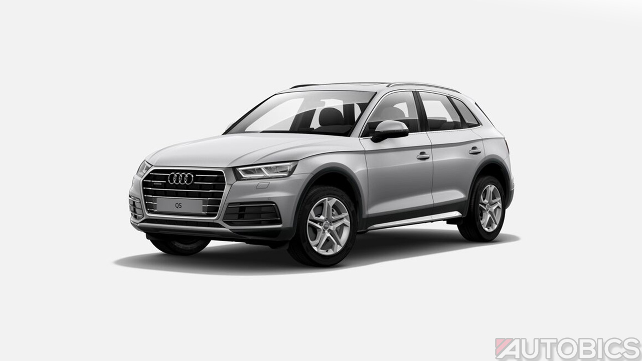 Audi Q5 Floret Silver Metallic 2018 Autobics